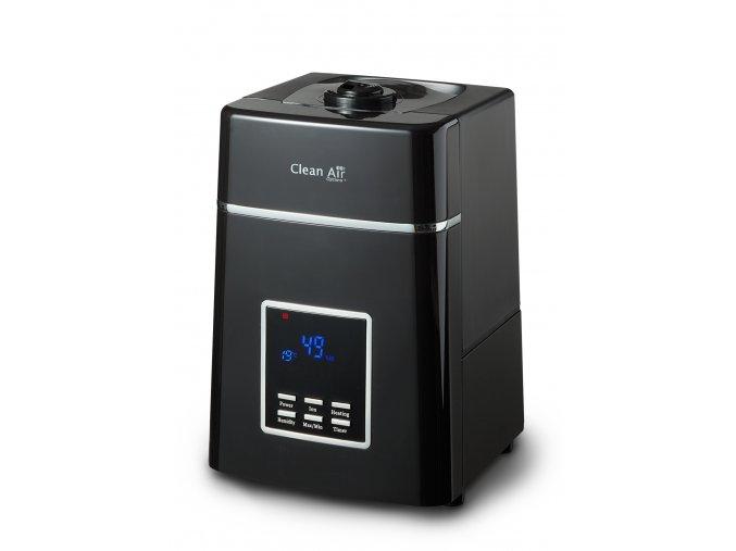 Clean Air Optima CA-604B, zvlhčovač vzduchu, displej