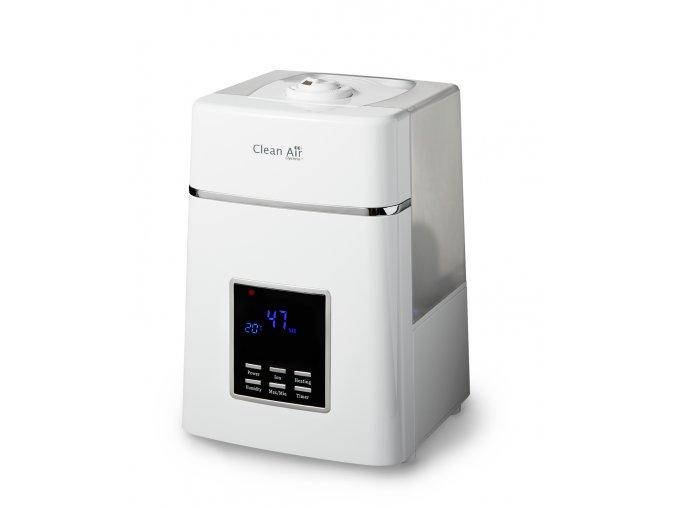 Clean Air Optima CA-604W, zvlhčovač vzduchu, displej