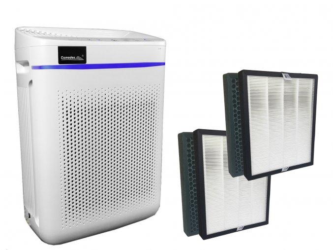 Comedes Lavaero 150 Eco, čistička vzduchu plus filtry