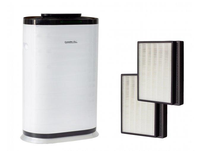 Comedes Lavaero 1200, čistička vzduchu s ionizátorem plus 2 náhradní filtr