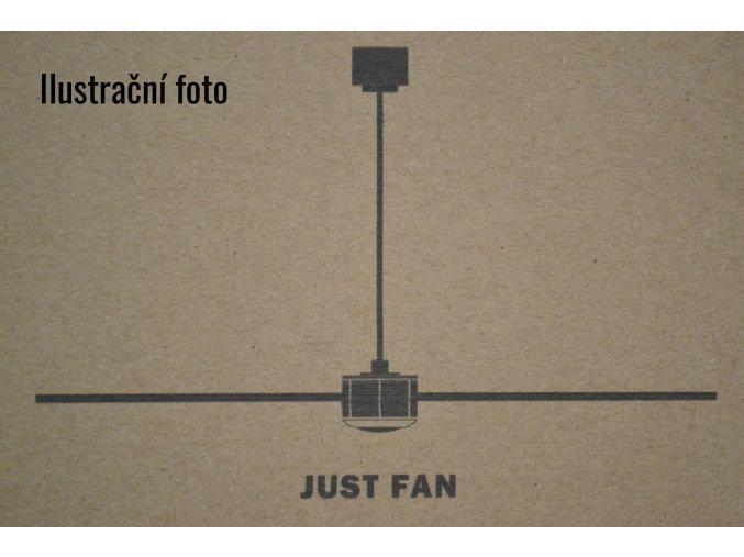 FARO 33395 JUST FAN, ořech, stropní ventilátor  ovládání dálkové