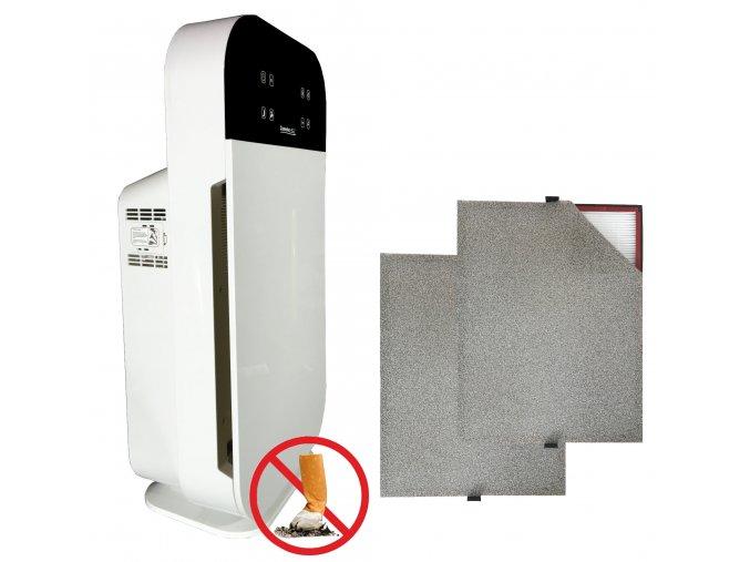 Čistička vzduchu Comedes Lavaero 280 s filtrem pro kuřáky včetně 2 náhradních filtrů