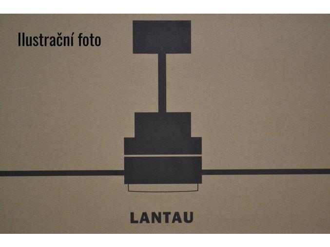 FARO 33463 LANTAU-G, tmavý ořech, stropní ventilátor se světlem  ovládání dálkové
