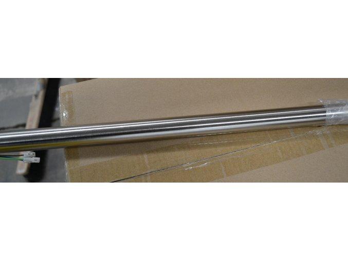 Prodlužovací tyč FARO 34002 120 cm matný nikl pro stropní ventilátor FARO 33465 ANDROS