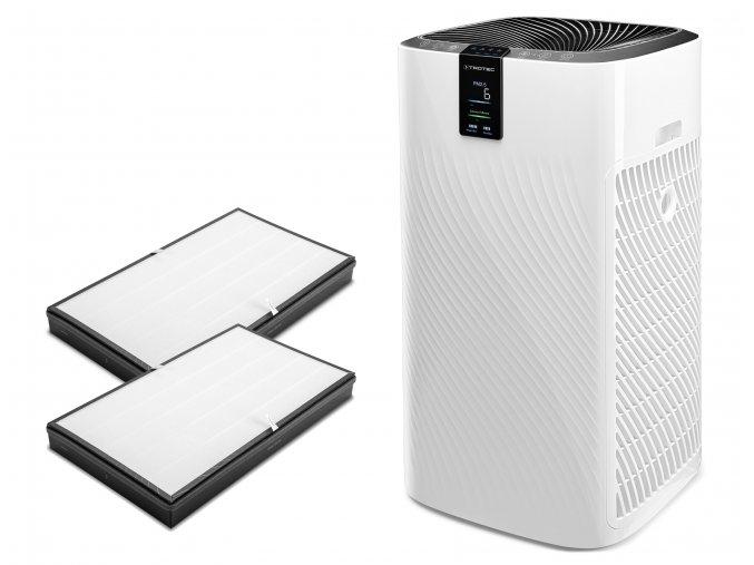Set čističky vzduchu Trotec AirgoClean 250 E se dvěma HEPA filtry s aktivním uhlíkem