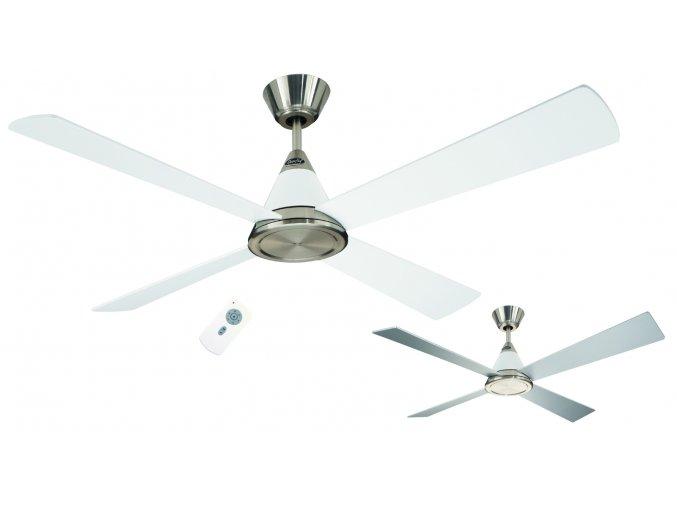 Stropní ventilátor do bytu CasaFan 413226 Eco Cono oboustranné lopatky