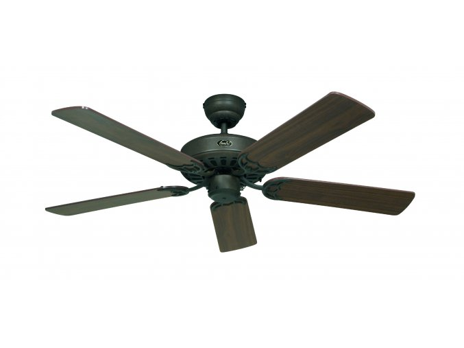 Stropní ventilátor CasaFan 510313 CLASSIC ROYAL ořech/hnědá