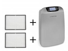 Trotec TTK 110 HEPA, odvlhčovač vzduchu + 2x náhradní HEPA filtr  Sušička prádla