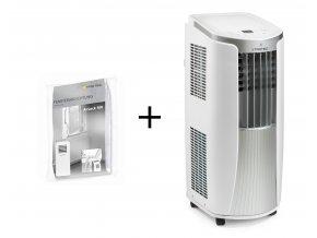 mobilni klimatizace Trotec PAC 2010 E tesneni oken pro mobilni klimatizace