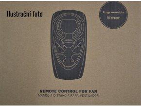Dálkové ovládání programovatelné FARO 33937 pro stropní ventilátory FARO