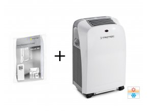 mobilni klimatizace Trotec PAC 2000 SH plus tesneni oken pro mobilni klimatizace