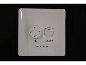 Ovládání na zeď FARO 33928 pro stropní ventilátory FARO