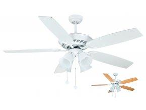 Stropní ventilátory Sulion 072130 Buik oboustranné lopatky