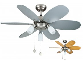Stropní ventilátor Sulion 072646 Tones oboustranné lopatky