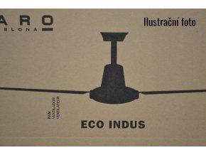 Stropní ventilátor FARO 33005 ECO INDUS bílý  Ovládání na zeď