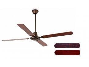 Stropní ventilátor do bytu Faro 33111 Malvinas oboustranné lopatky