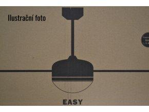 FARO 33416 EASY, šedý, stropní ventilátor se světlem  dálkové ovládání