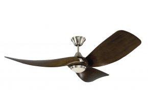 Stropní ventilátor se světlem Sulion KING 075665