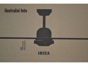 FARO 33287 IBIZA, šedý a javor, stropní ventilátor  dálkové ovládání