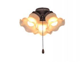Světelný kit CasaFan 1095 pros stropní ventilátory Classic Royal