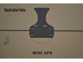 FARO 33455 MINI-UFO, šedý a javor, stropní ventilátor se světlem  dálkové ovládání