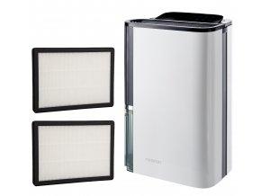 Odvlhčovač a čistička vzduchu Noaton DF 4123 HEPA s dvěma náhradními HEPA filtry