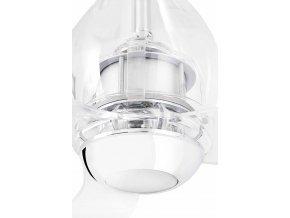 Světelný kit FARO 33383 chrom pro stropní ventilátor FARO 33382 MINI-ETERFAN