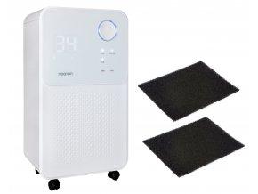 Odvlhčovač a čistička vzduchu Noaton DF 4114 s uhlíkovými filtry DF 4114C2