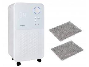 Odvlhčovač a čistička vzduchu Noaton DF 4114 s uhlíkovými filtry DF 4114C1