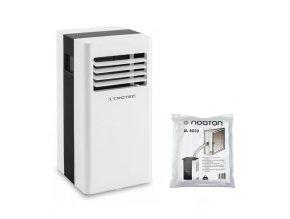 Mobilní klimatizace Trotec PAC 2100 X + těsnění oken Noaton AL 4010 (4m)