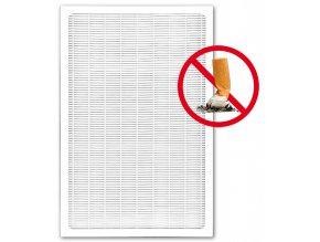 Filtr pro kuřáky do čističky vzduchu s ionizátorem Comedes LR 200 (2v1: HEPA, uhlíkový)