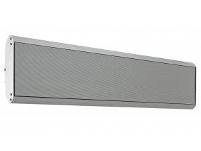 Infračervený tepelný panel CasaTherm PLUS 1800W, stříbrnošedý