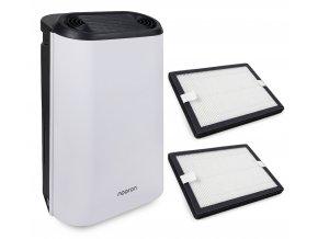 Odvlhčovač a čistička vzduchu Noaton DF 4214 HEPA s dvěma náhradními HEPA filtry