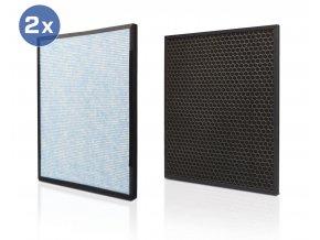 Filtrset (2x HEPA + 2x uhlík) pro CA-510 Pro