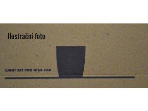 Světelný kit FARO 33472K bílý pro stropní ventilátor FARO 33472N Nias