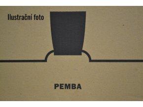 Stropní ventilátor FARO 33492 PEMBA hnědý