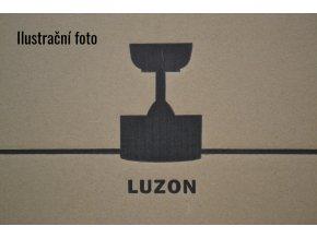 Stropní ventilátor FARO 33751 LUZON černý