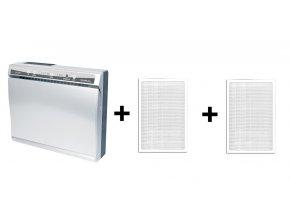 Čistička vzduchu s ionizátorem Comedes LR 130 + 2 náhradní filtry