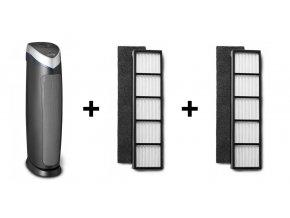 Clean Air Optima CA-508, čistička vzduchu + 2x náhradní sada filtrů