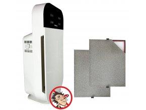 Čistička vzduchu Comedes Lavaero 280 s filtrem pro alergiky včetně dvou náhradních filtrů