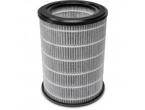 HEPA filtr (E12 99,7 %) s aktivním uhlím pro čističku vzduchu Trotec AirgoClean 170 E