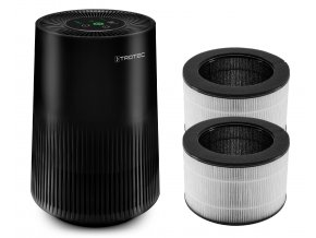 Set čističky vzduchu Trotec AirgoClean 11 E se dvěma HEPA filtry s aktivním uhlíkem