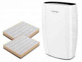 Set čističky vzduchu Trotec AirgoClean 150 E se dvěma HEPA filtry a aktivním uhlíkem
