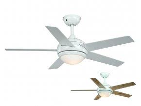Stropní ventilátor do bytu AireR\der fn 52217 Fresco oboustranné lopatky