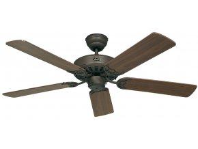 Stropní ventilátor  CasaFan 513213 CLASSIC ROYAL wenge