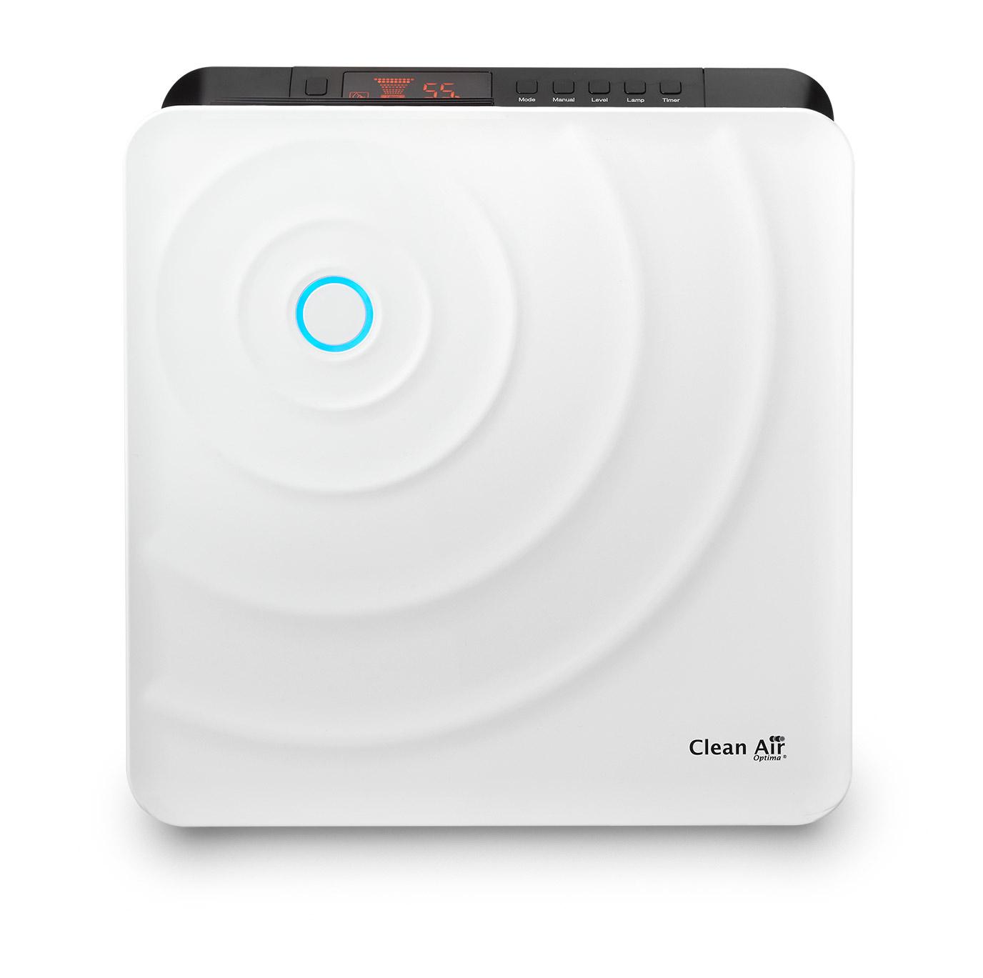 Clean Air Optima CA-803 W, zvlhčovač a čistička vzduchu