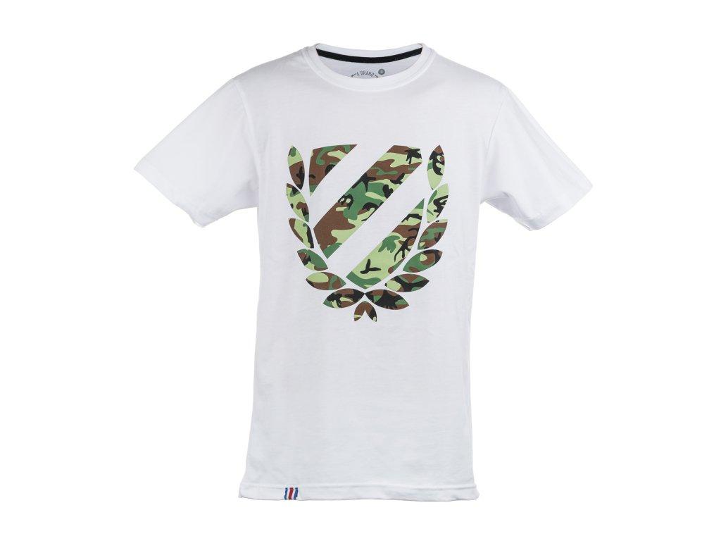 Crest & Wreath slim fit front