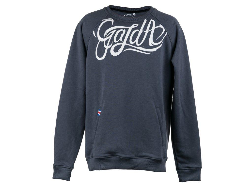 Grey G Sweatshirt front