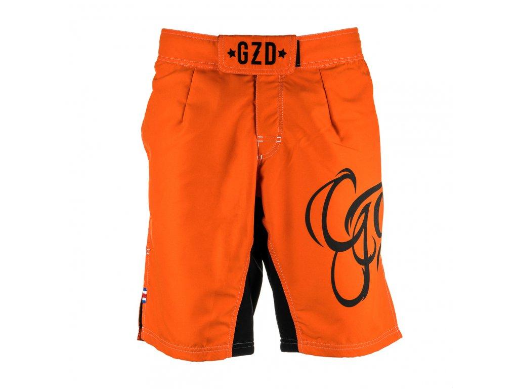Shorts 2 Orange