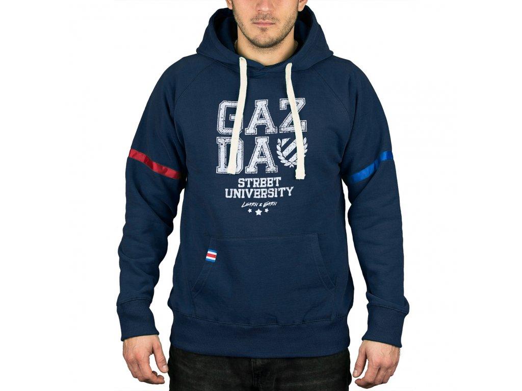 Street University IV Swiss Navy Hoodie